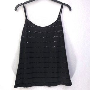G by Guess Sequined Adjustable Camisole